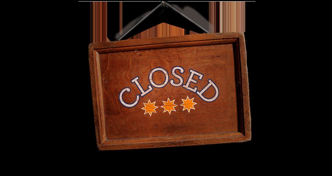 Speights Bar closed
